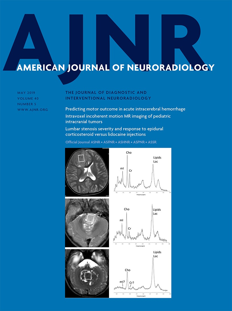 Lumbar Spinal Stenosis Severity by CT or MRI Does Not Predict