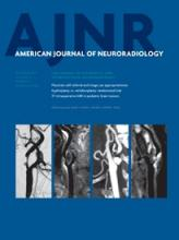 American Journal of Neuroradiology: 35 (12)