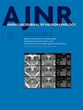 American Journal of Neuroradiology: 36 (11)