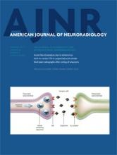 American Journal of Neuroradiology: 36 (2)