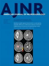 American Journal of Neuroradiology: 37 (11)