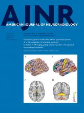American Journal of Neuroradiology: 41 (3)