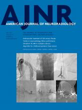 American Journal of Neuroradiology: 42 (5)